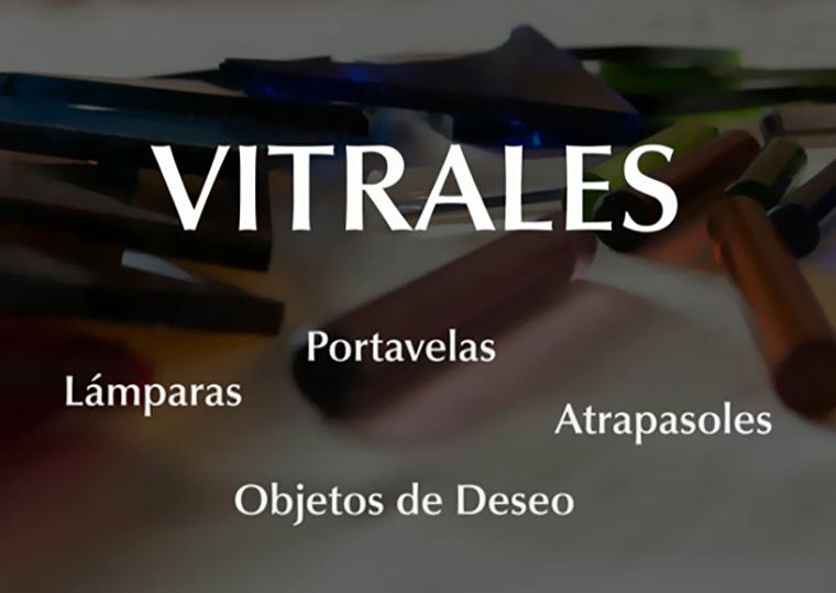 Vídeo presentación Vitrales
