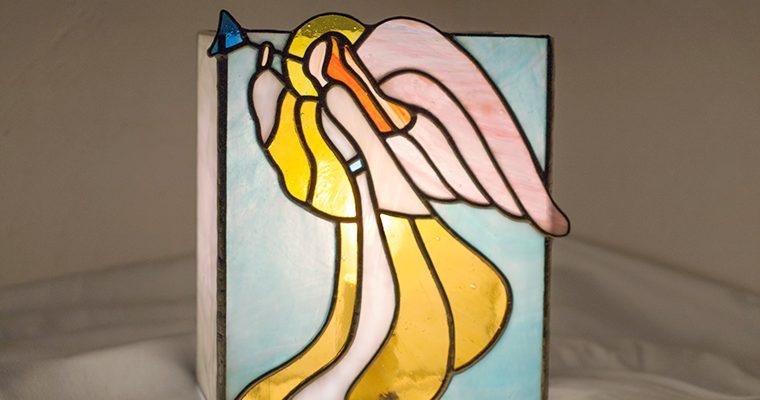 Lámpara… Ángel