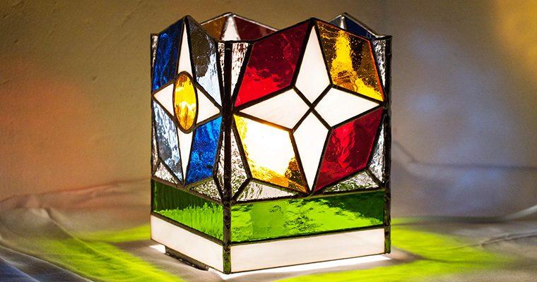 Lámpara Mosaico II